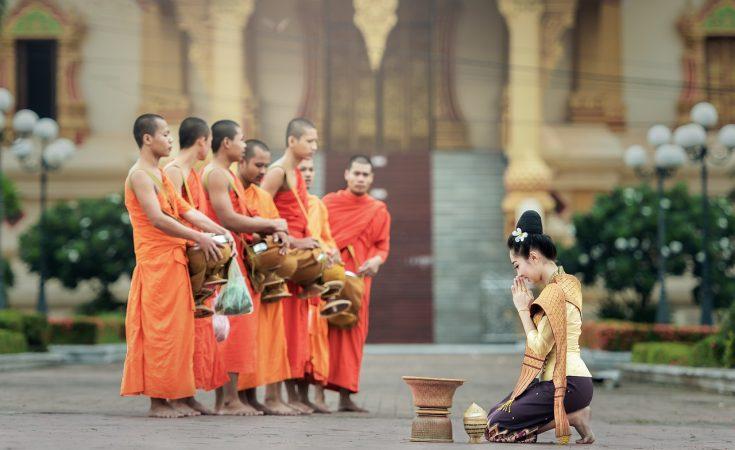 vakantie cambodja boedhisme